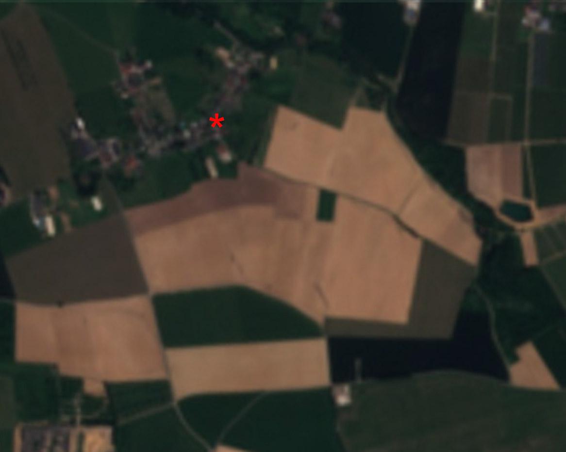 Satellietfoto 20 mei