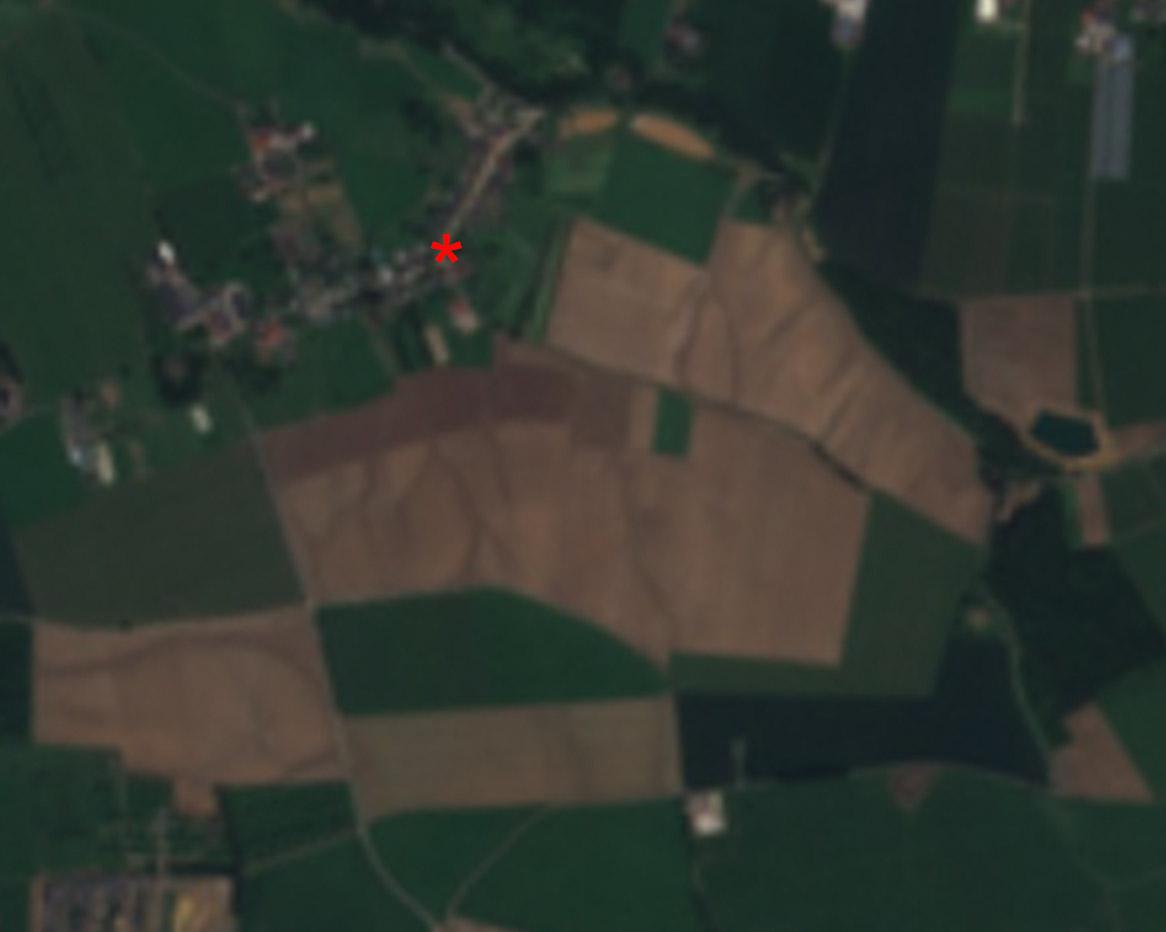 Satellietfoto 28 mei